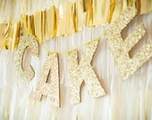 Custom Glitter Party Banner (Made to Order)