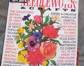 McCall Needlework and Crafts Magazine Collector Edition 1975