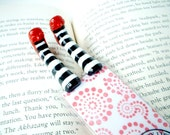 Wizard of Oz Inspired Bookmark - Wicked Witch Bookmark- Christmas Holiday Gift, Birthday - Fun and Unique Bookmarks