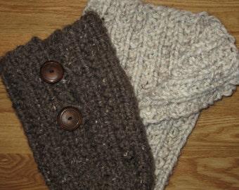 Knit Baby Wrap