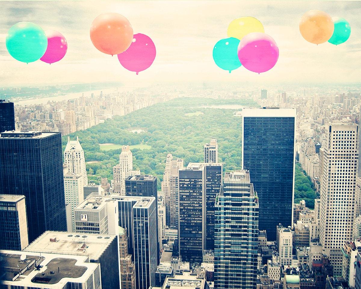 New York Balloons 12