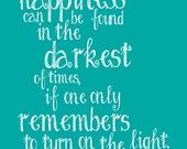 Dumbledore Wisdom Poster 8x10