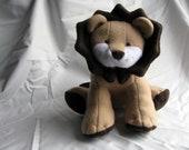 Personalized Stuffed Animals- Lion