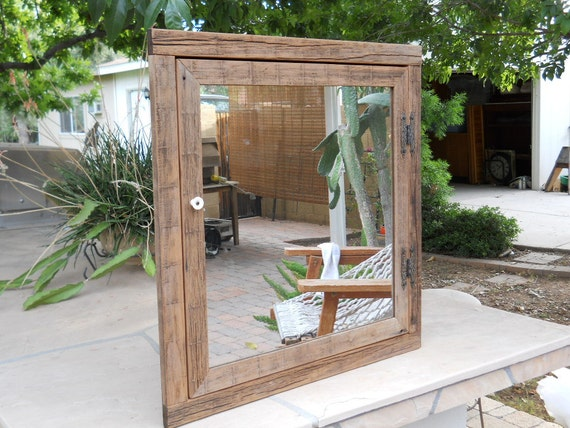 Corner Mirror Medicine Cabinet