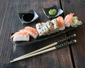 Sushi Serving Set for two