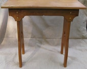Reproduction 15th Century French Bench Cherry
