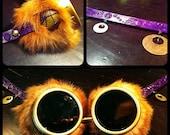 RESERVE LISTING for  Mia (meeow712) - Goggles 'Boho Burner'