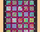 Instant Download Makes Me Happy Quilt Pattern