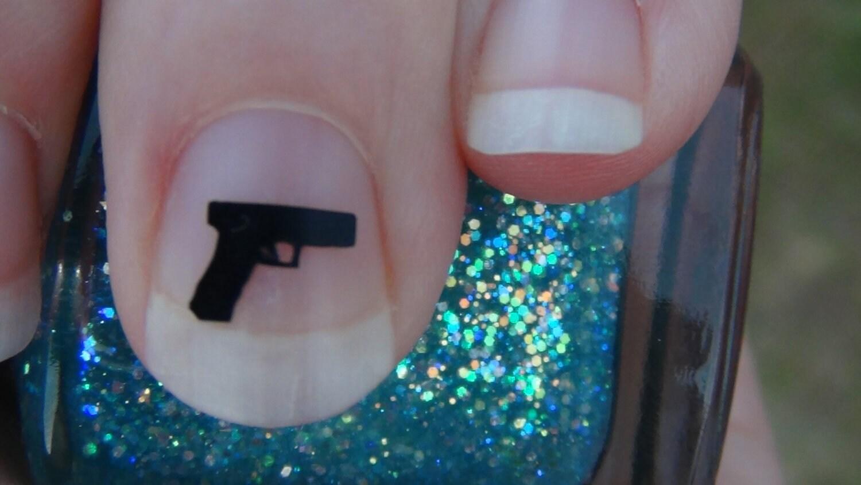 Nail gun design choice image nail art and nail design ideas nail gun art images nail art and nail design ideas nail gun art ledufa brave nail prinsesfo Images