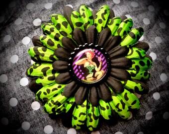 Cupcake Zombie hair flower