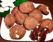 Fudge Mocha Almond Chip Cookie