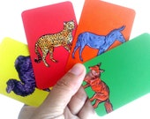 Animal Notecards