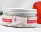Glowing Skin Sugar Scrub - Pomegranate Grapefruit 8 oz