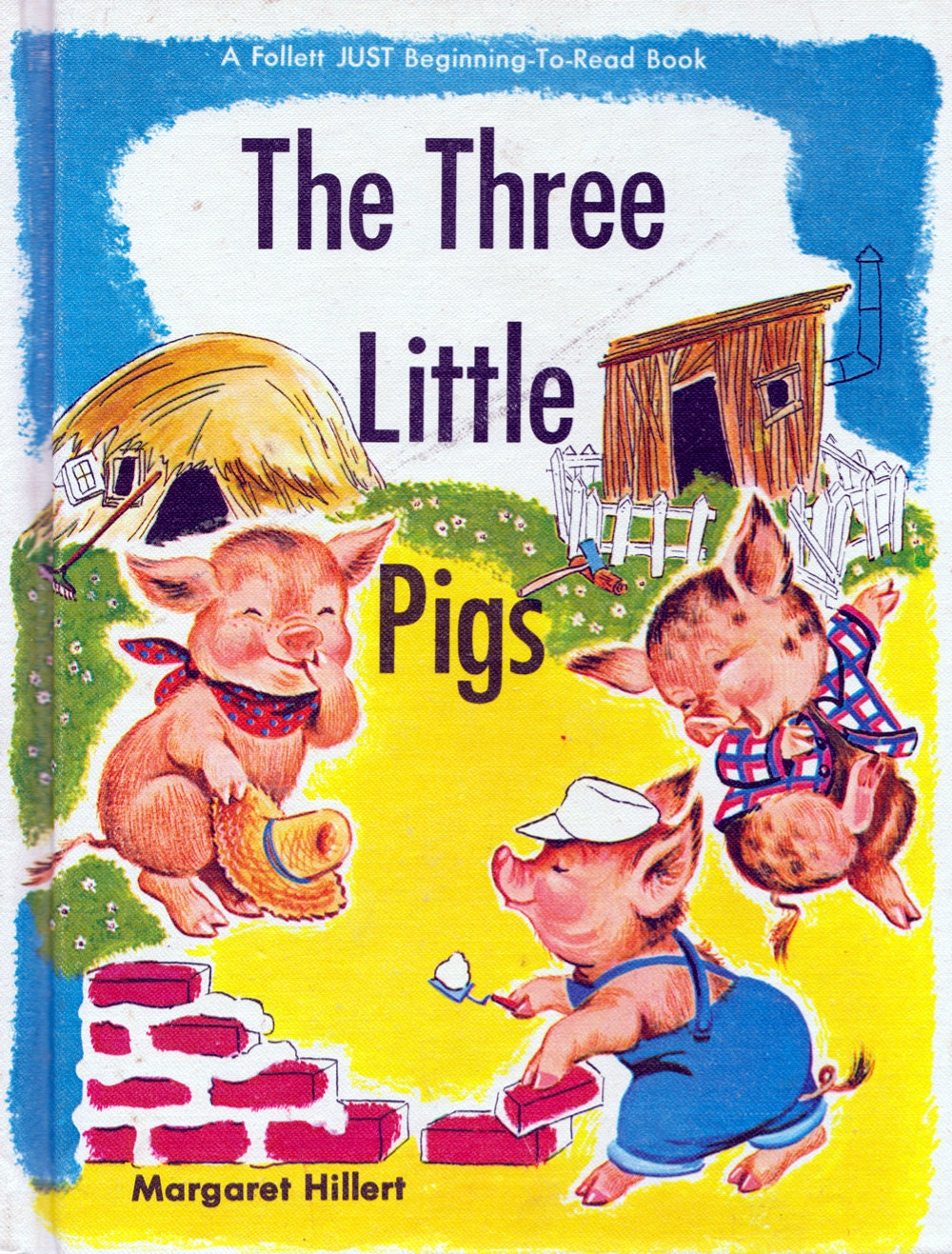 The Three Little Pigs (A Little Golden Book)