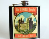 Flask : Mormon Temple