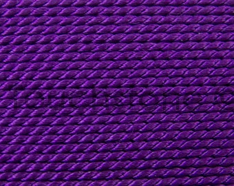 Griffin Natural Silk Bead Cord No 6 Amethyst # 45-11