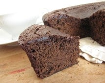 Gluten Free Chocolate Gingerbread L oaf -round holiday gingerbread ...