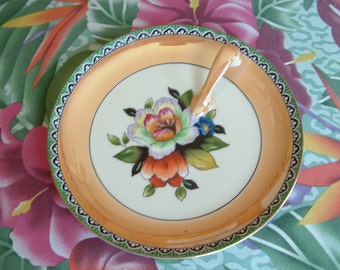 Beautiful Vintage 19818 Noritake China Handled Serving Dish