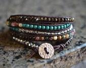My Favorite Five Wrap Bracelet