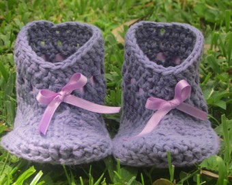 Infant Booties and Slippers