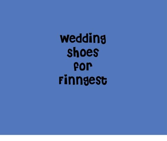 RESERVED for Finngast : Skyrim Wedding Glitter Shoes