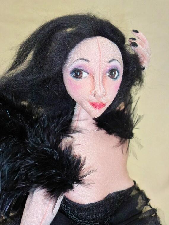 The Black Swan -reserved for Marie Johnson