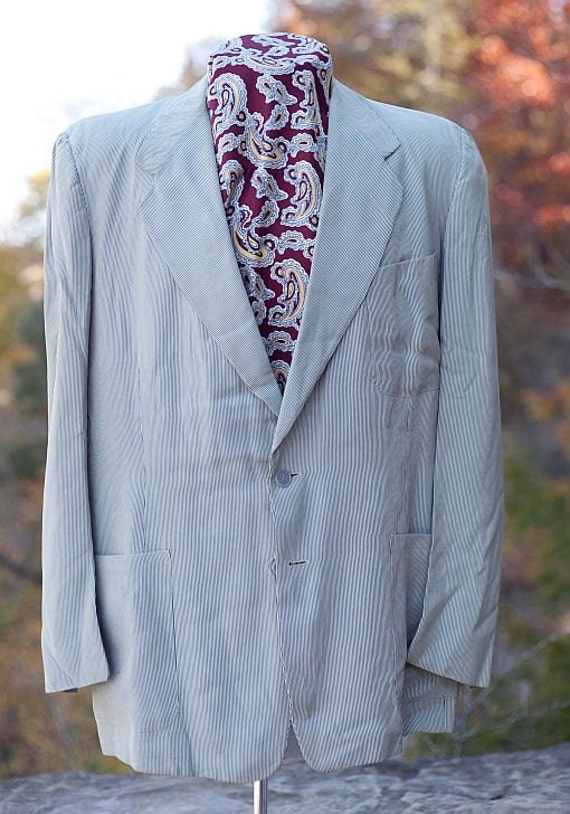 Great 1940s summer suit