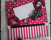 Mickey Mouse inspired 12x12 Layout