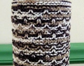 French Press Cozy, Warm Brown Naturals