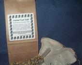 Herbal Foot Soak Calendula Dead Sea Salts De-Toxing Soothing Stress Relief