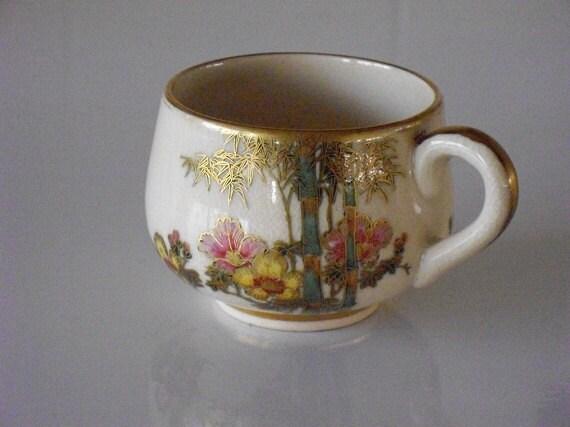 Vintage Japanese Teacup