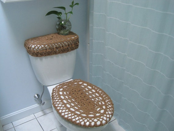 burgundy toilet seat cover. Crochet Toilet Seat Cover or Tank Lid  Topaz TSC3A TTL3A