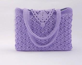 PDF crochet pattern ALEGRÍA bag