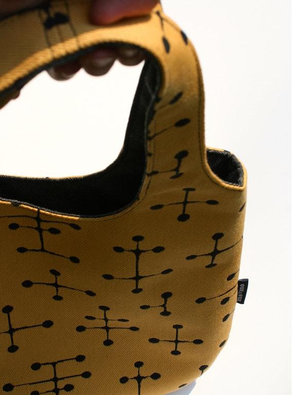 simple purse - medium - eames fabric