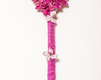 Sweetest Passion Wedding Broom