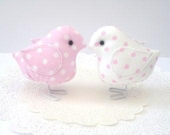 Baby Pink Birds