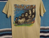 Vintage 1978 thru 80 THIRD WORLD REGGAE T Shirt Super Rare