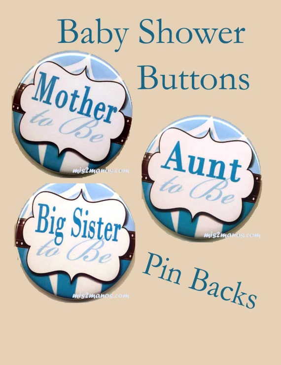mom to be button badge baby shower pin back button personalized