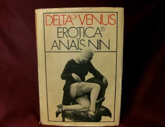 Delta of Venus, Anais Nin, 1st Edition, Erotica