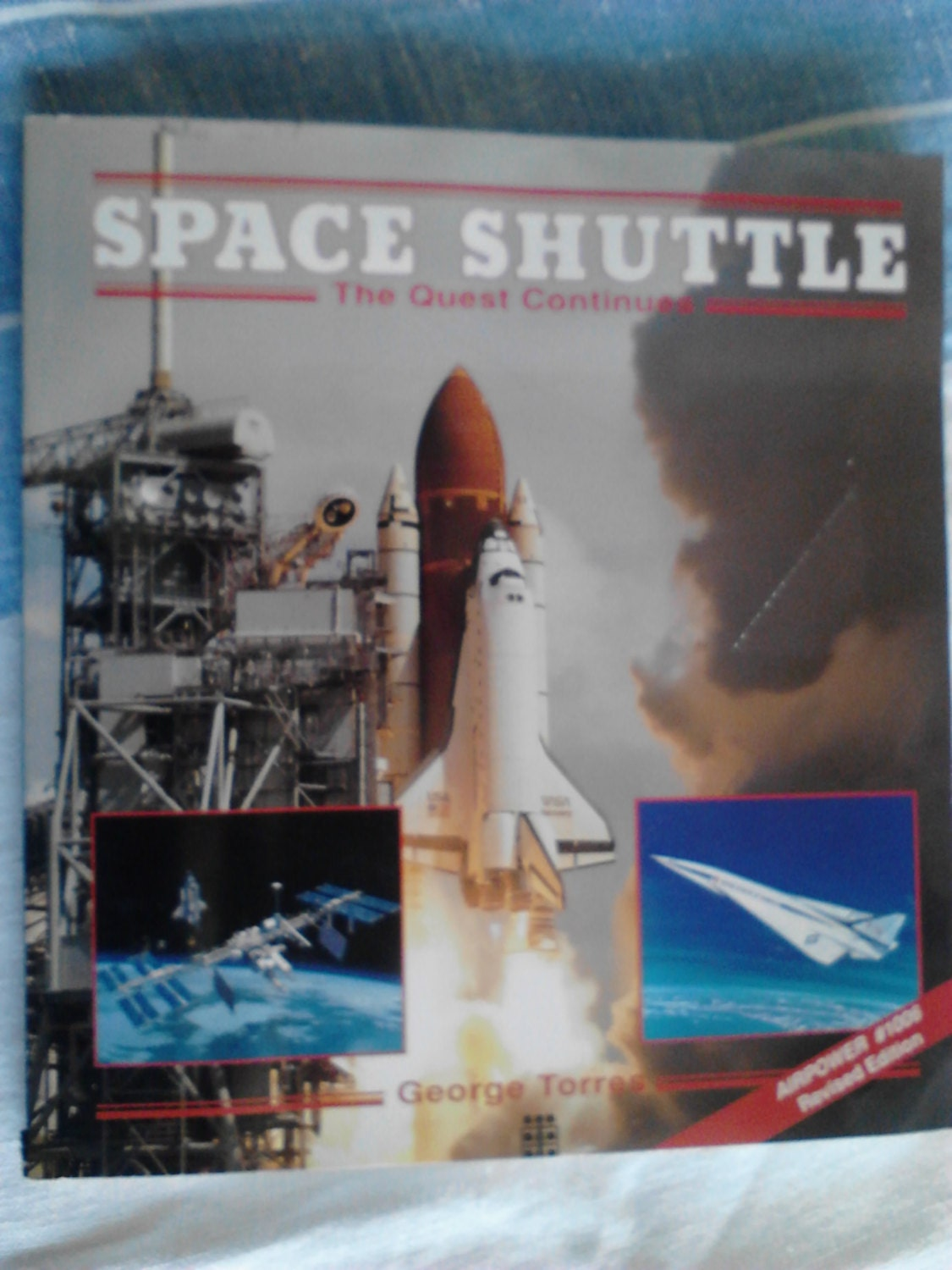 space shuttle book - photo #2