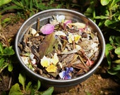 Goddess Tea (4oz) 15% of each sale of Goddess Tea will be donated to a local women's shelter