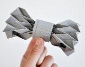Origami Paper Bowtie / FiberStore by Fiber Lab