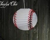 Baseball Paper Lantern X-Large