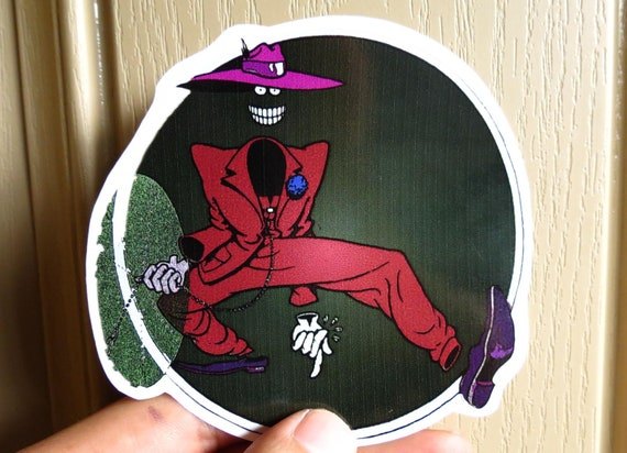 Shakedown Street Dude Grateful Dead Red Series Small
