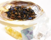1 oz - ShadowCat Tea - black tea - raspberry and chocolate tea