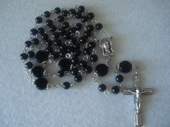 Rosary - Black Catholic Rosary