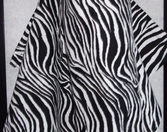 Zebra Animal Print Nursing Cover
