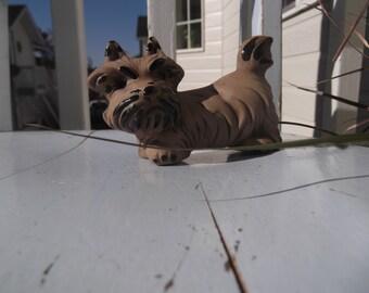 Vintage Scottie Dog Figurine