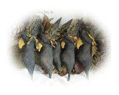 Primitive Halloween Witch Crow Ornie/Bowl Fillers E-Pattern