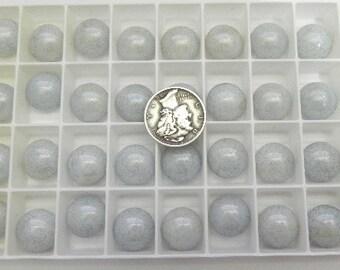12+ Swarovski 10mm Light Blue Robin's Egg, Vintage and Rare, Article 5800 Crystals, New